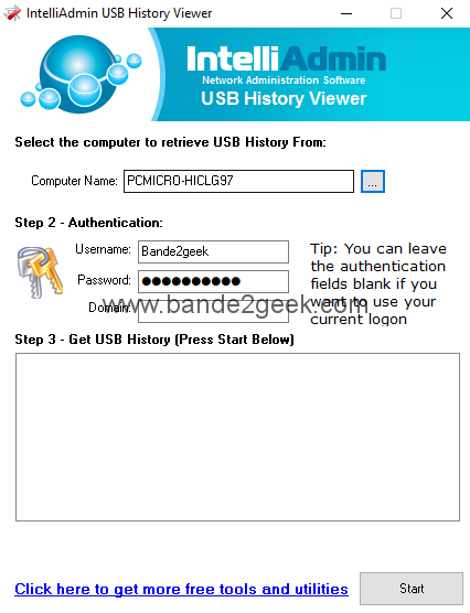 Usb History Viewer Username